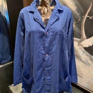 Vintage Christian Dior Pajama Shirt
